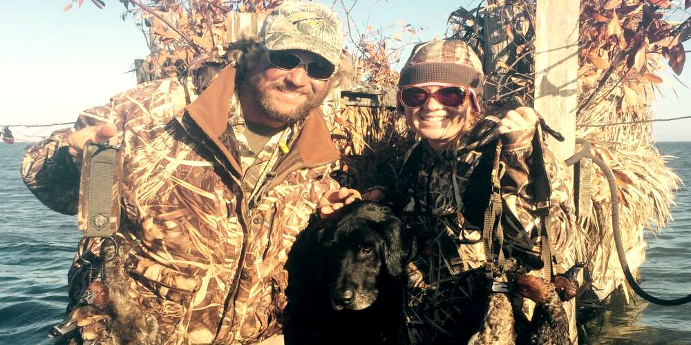 SOUTH TEXAS DUCK HUNTING: